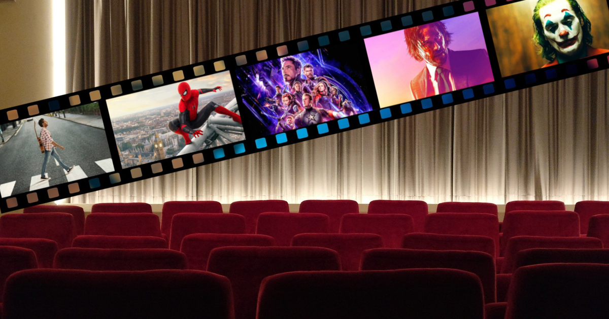 Vergangene Kinofilme