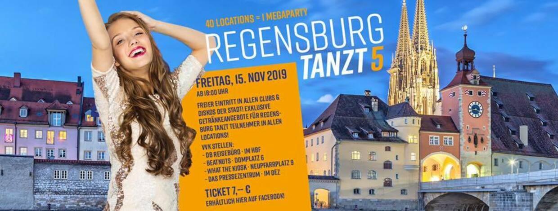 Headerbild Regensburg Tanzt 5, © Regensburg Tanzt 5 - Facebook