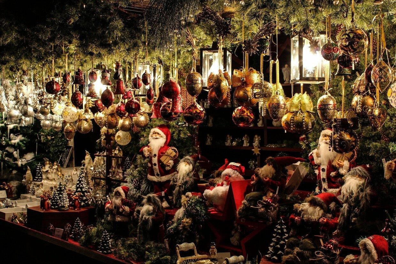Weihnachtsmarkt, © Gerhard Gellinger, Pixabay